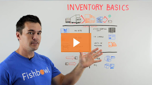 Whiteboard Wednesday: Inventory Basics | Fishbowl Blog