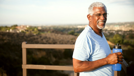 Hot Weather Safety for Older Adults