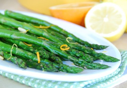 citrus spiked asparagus 2