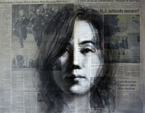 ghostly female faces emerge  newspapers