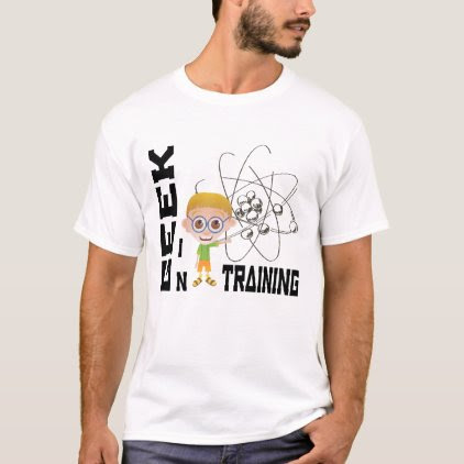 Chemistry Geek in Training T-Shirt