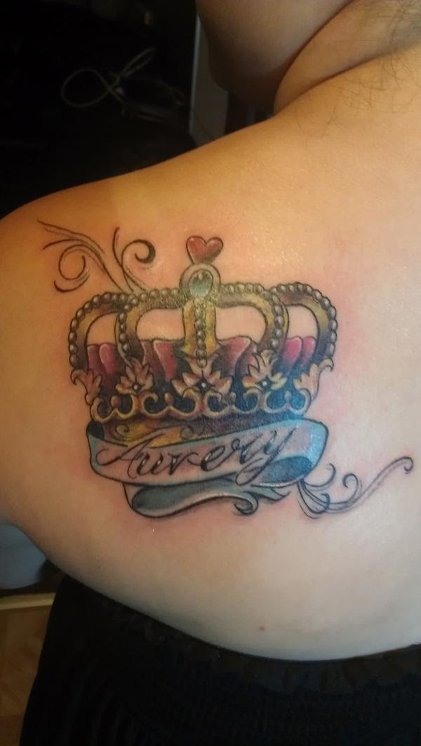 50 Meaningful Crown Tattoos Art And Design