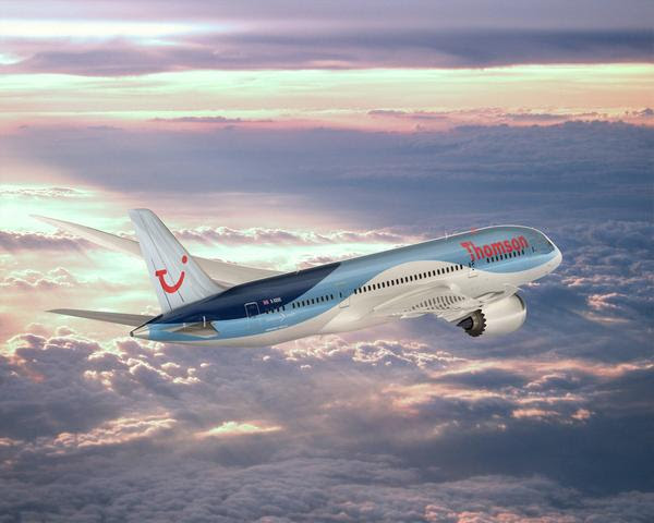 Rendering of the finished plane