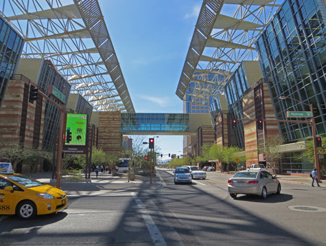 Phoenix Arizona - Capital City, Cultural Centre and Sport Mecca