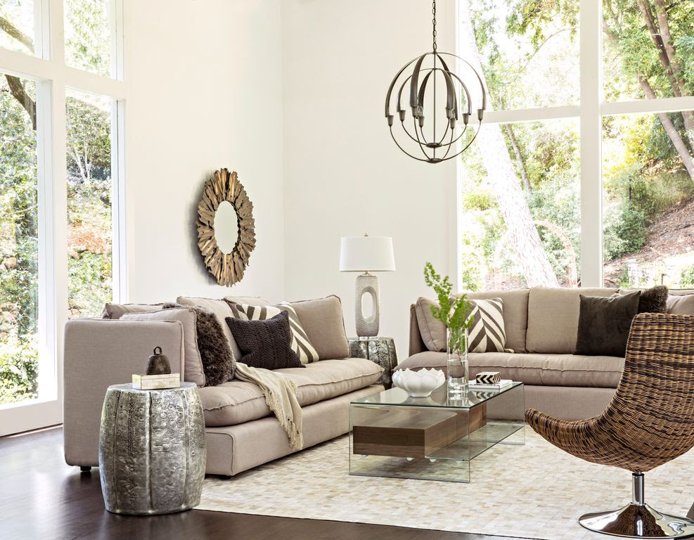 8 White Living Rooms Ideas for your Winter Decoration