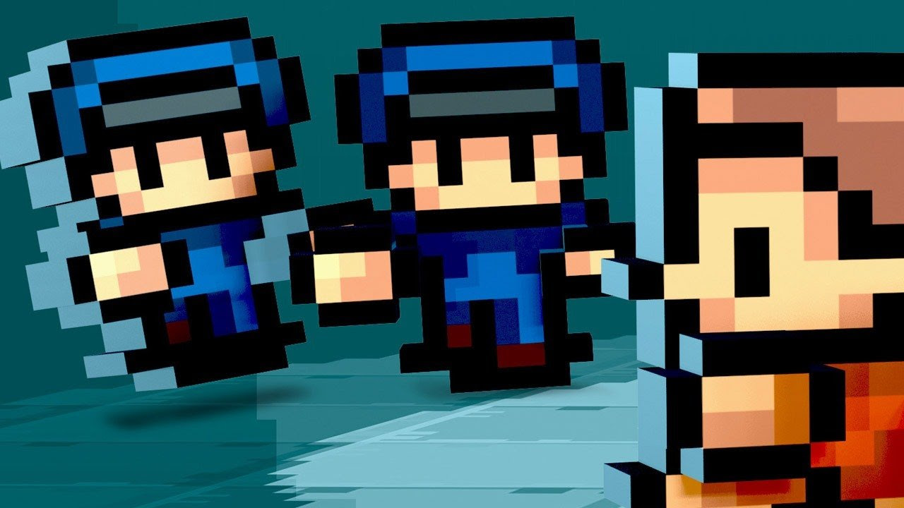 The Escapists 2 tunnels out in late August screenshot
