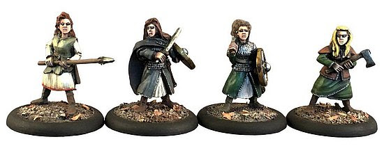 Shieldmaidens