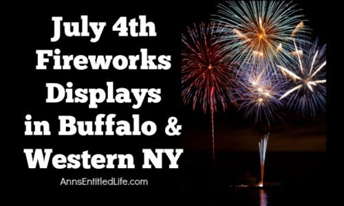2016 July 4th Fireworks Displays in Buffalo and Western New York