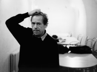 """The Cold War–era writings of the Czech writer Václav Havel offer ideas on how dissidents can resist """"the irrational momentum of anonymous, impersonal, and inhuman power."""""""