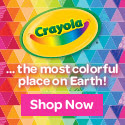 Get 20% off $50 at Crayola.com!