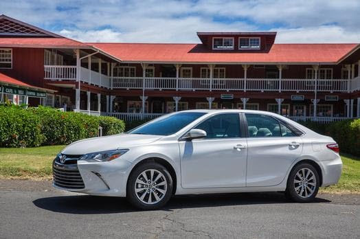 Review: 2017 Toyota Camry Updates