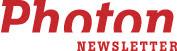 PHOTON Newsletter Logo