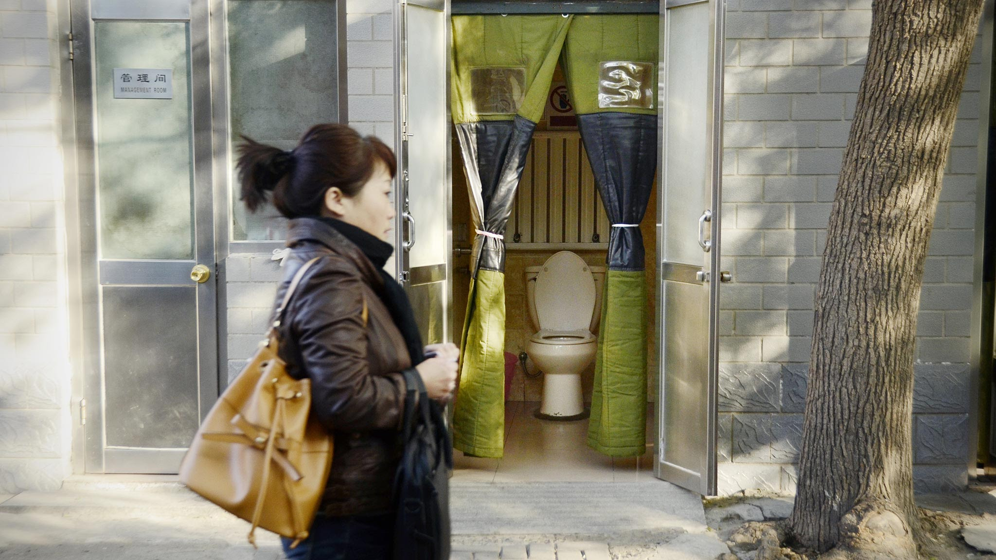 China flush with toilets after campaign to boost tourism