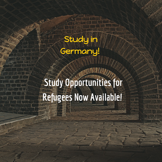 Germany – Free Education for Refugees