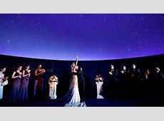 Fels Planetarium: A Stellar Wedding Ceremony at The Franklin Institute   Partyspace Philadelphia