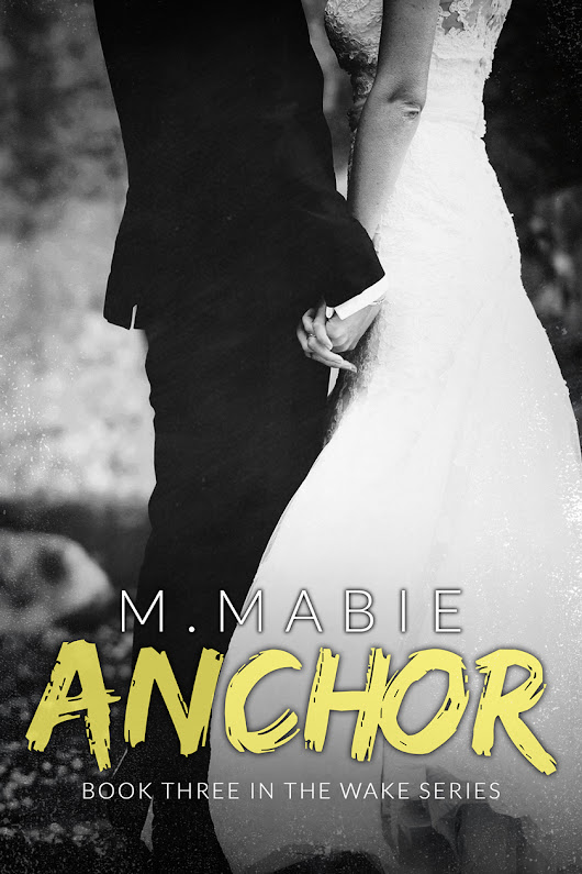 Cover Reveal: Anchor by M Mabie