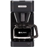 BUNN CSB1B Speed Brew Coffee Maker - Black