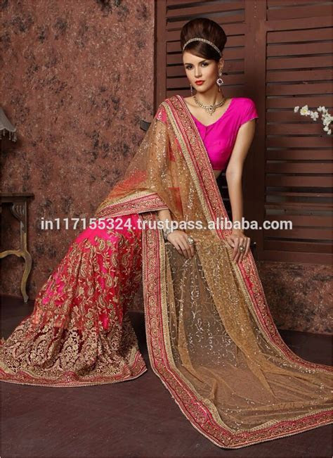 Designer Sarees for Wedding Reception with Price