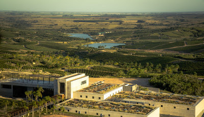 Bodega Garzon Announces Major Milestone in the Completion of Its New World-Class... -- GARZON, Uruguay, April 30, 2015 /PRNewswire/ --