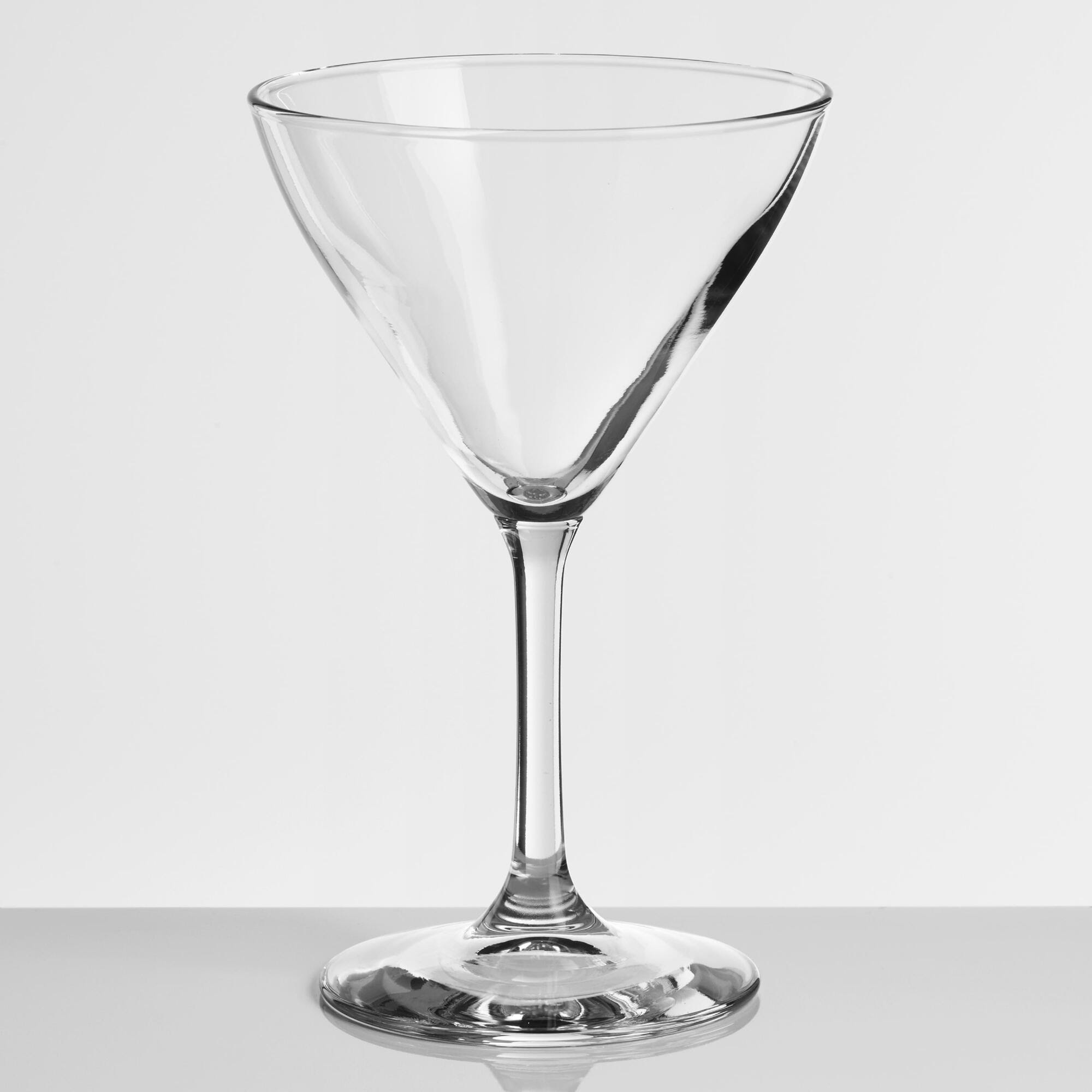 Madison Martini Glasses - Set of 6 - Cost Plus World Market