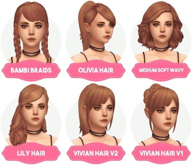 Sims 4 Frisuren Kostenlos Yskgjt Com