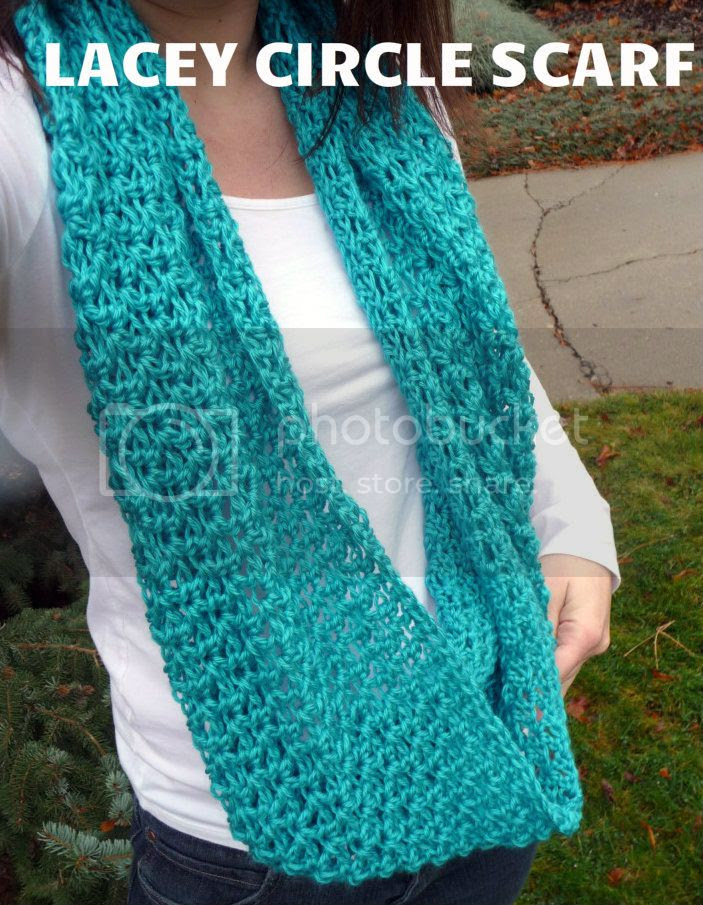 lacey scarf crochet tutorial
