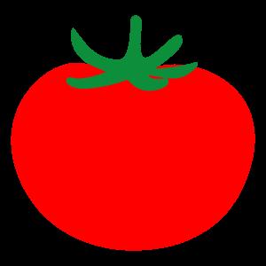 トマトのイラスト8 花植物イラスト Flode Illustration フロデ
