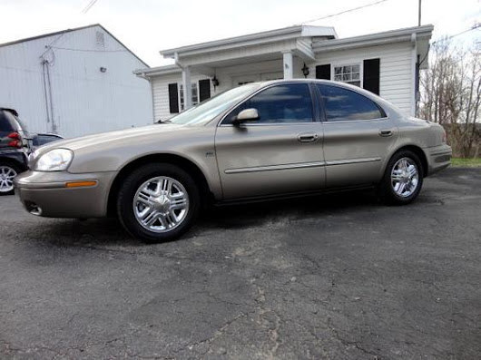 Used 2004 Mercury Sable for Sale in Owingsville KY 40360 Steve Butcher Auto & Cycle Sales Inc