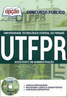 Apostila Concurso UTFPR 2016