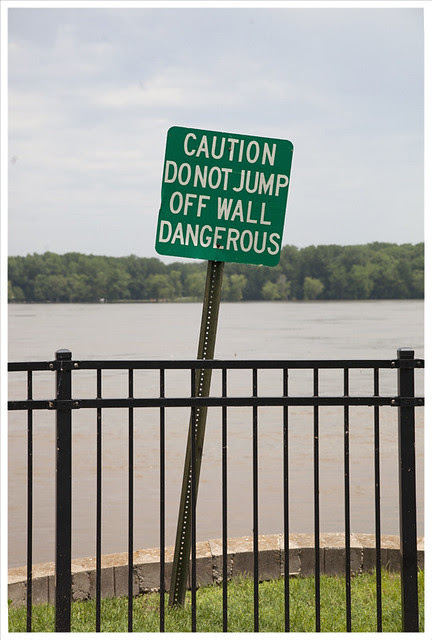 Do Not Jump Off Wall