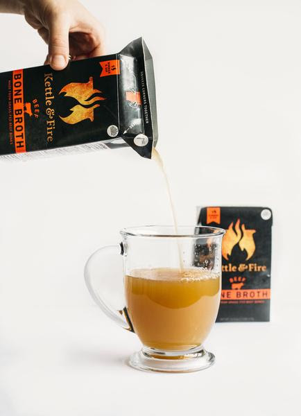 Kettle & Fire Giveaway