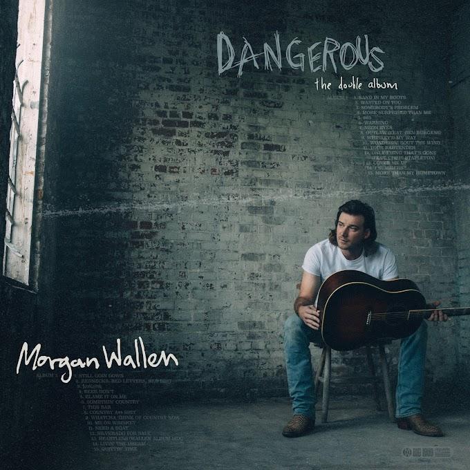 Morgan Wallen - Dangerous: The Double Album (Album) [iTunes Plus AAC M4A]