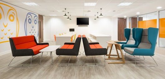 Make Your Office Fit Outs Luxurious in Milton Keynes
