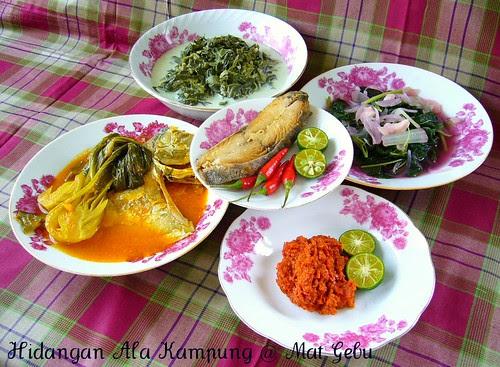 Hidangan Ala Kampung