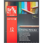 Caran D'ache Set of 12 Pastel Pencils (788.312)