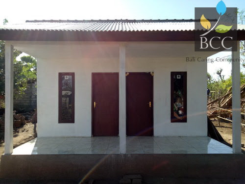 Housing Assistance For Wayan Landra Poor Family In Pejarakan