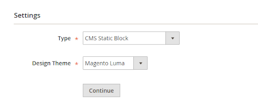 How to Insert a Widget into Sidebar in Magento 2