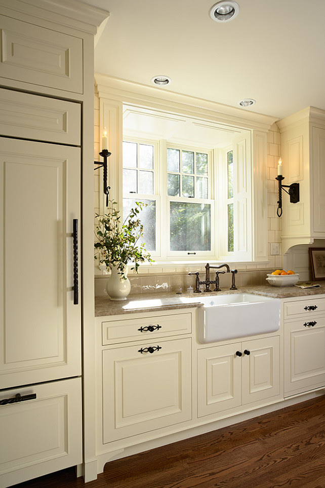 """Tag Archive for """"Creamy White Kitchen"""" - Home Bunch ..."""