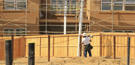 New Residential Construction: Housing Starts in May Boost GDP | People's Pundit Daily