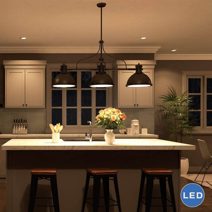 15 Chic Kitchen Island Lighting Ideas Reverb