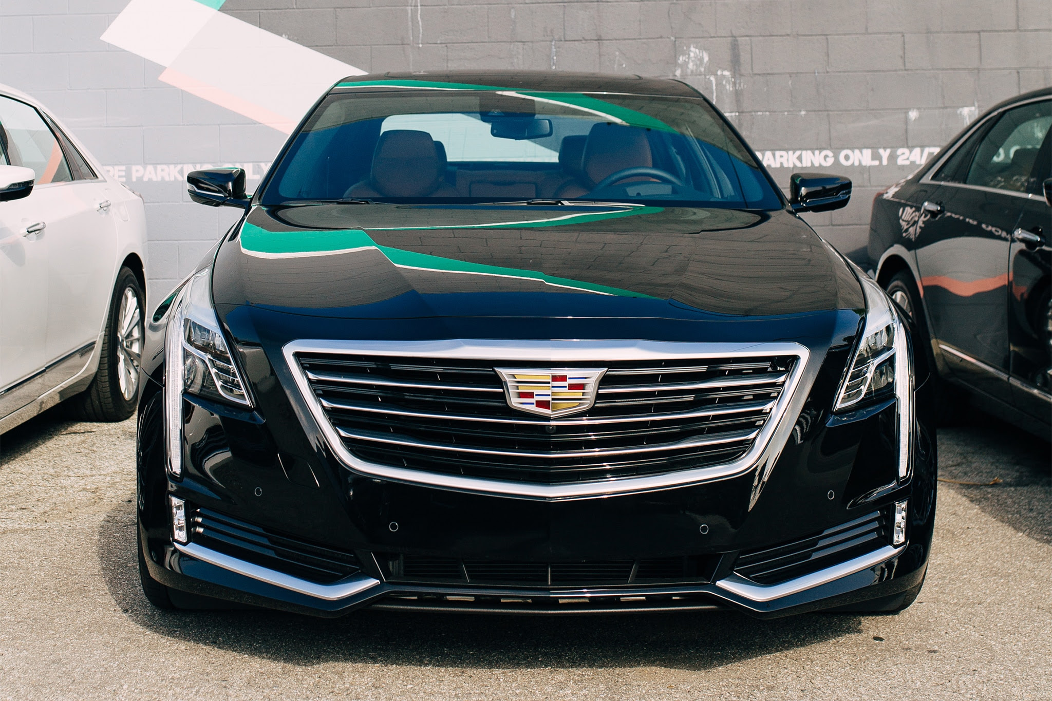 2017 Cadillac CT6 Plug-In Hybrid First Drive Review ...