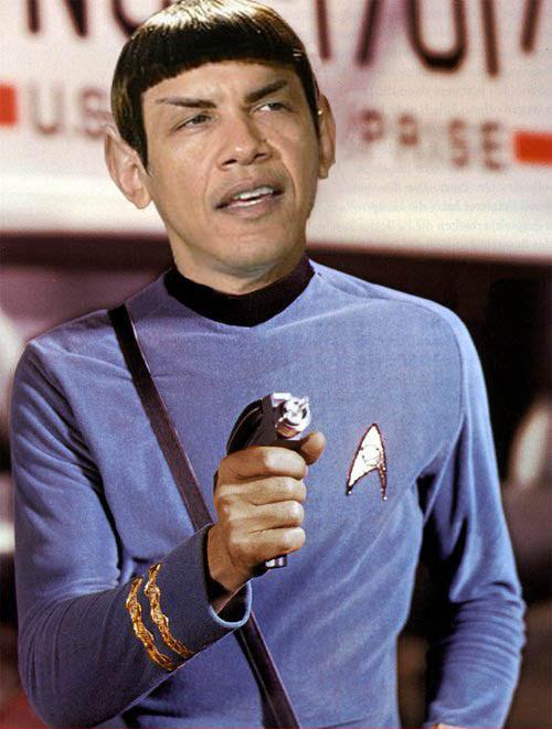 Auto-controle de Dr. Spock