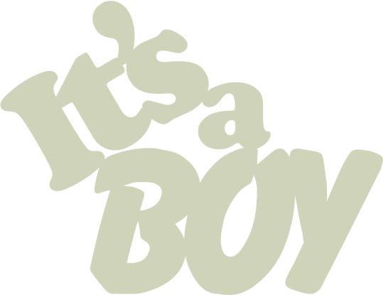 It\'s a Boy