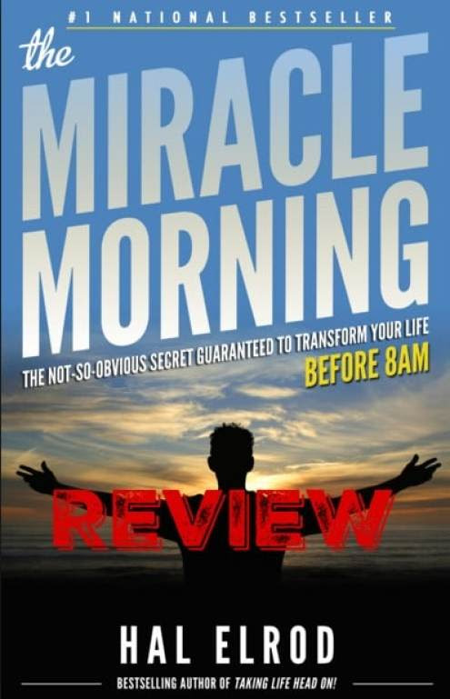 Book Review: The Miracle Morning by Hal Elrod - My Sugar Free Journey