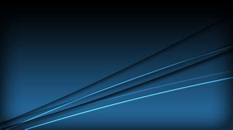 abstract blue minimalistic computer graphics wallpaper