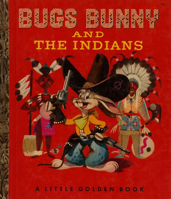 Bugs Bunny & the Indians001
