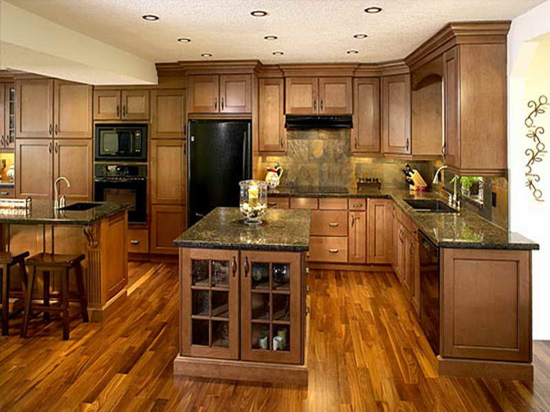 Ideas for a small kitchen - large and beautiful photos. Photo to ...