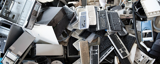 How to Safely Dispose of, Donate or Recycle Electronics