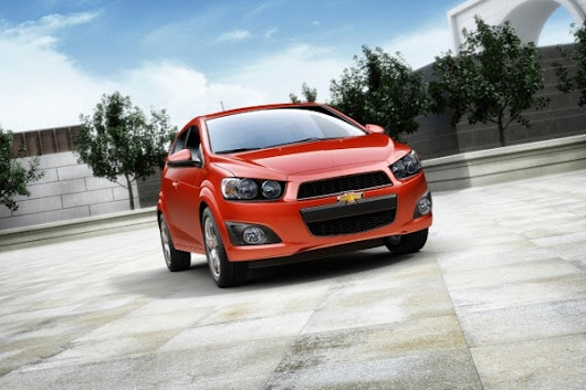 2016 Chevrolet Sonic Earns Five-Star Safety Rating From Federal Government | Edmunds.com