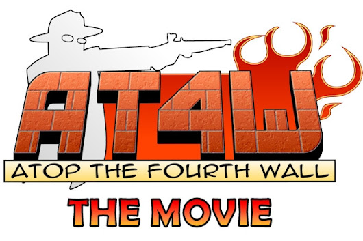 Help Atop the Fourth Wall: The Movie reach its funding goal today!